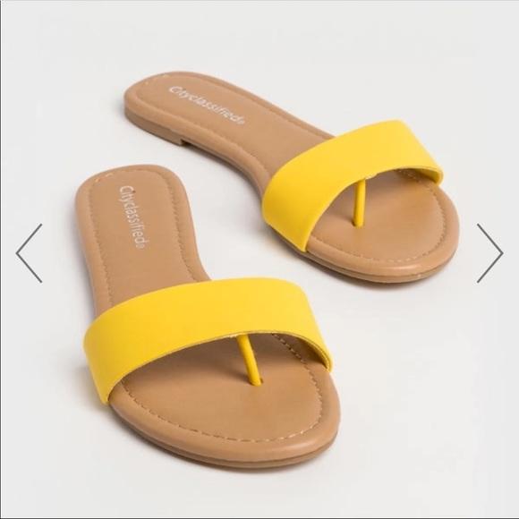 46466ec6a945 Flip Flop Sandal. NWT. Ardene